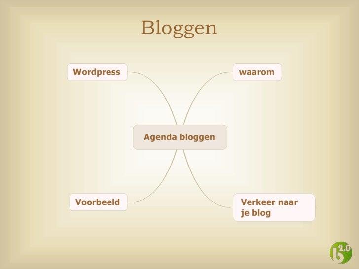 Bloggen<br />