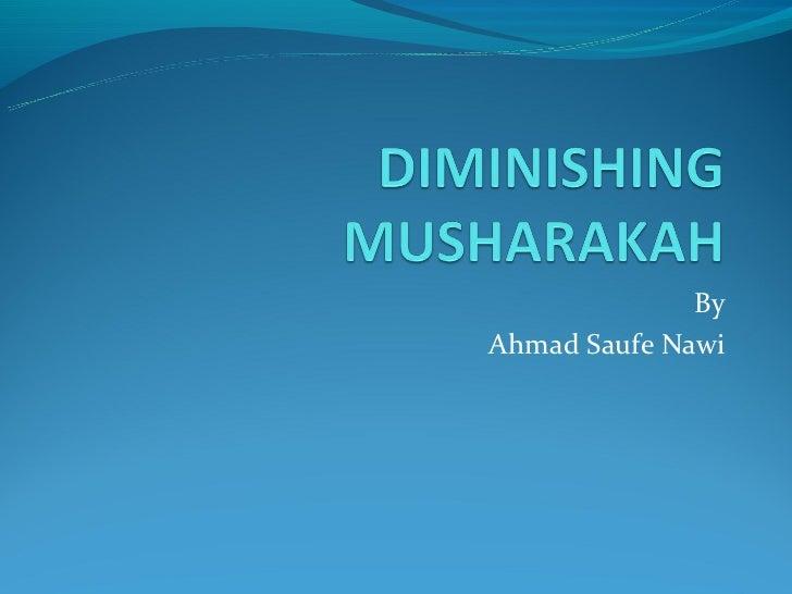 ByAhmad Saufe Nawi