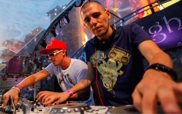 Dimitri Vegas & Like Mike es un dúo belga de música electrónica compuesto por los hermanos Dimitri Thivaios (Dimitri Vegas...