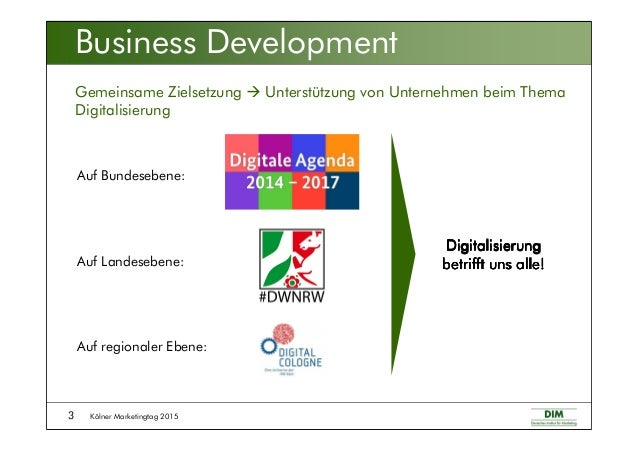 Business Development - Basiswissen Slide 3
