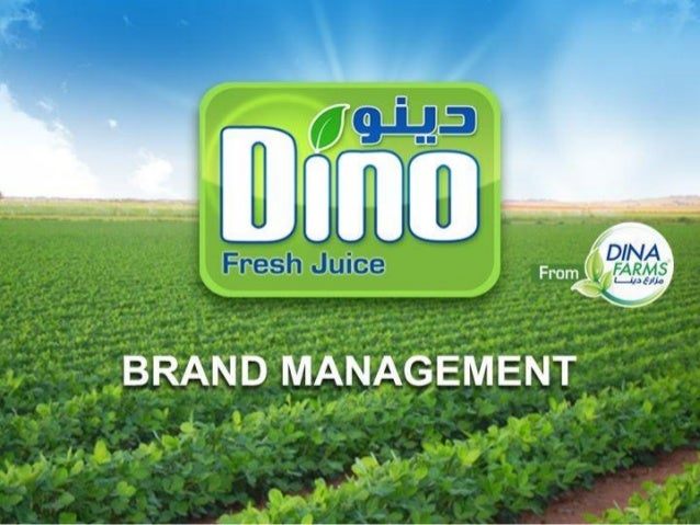 Contents1-Company profile.2-Vision & Mission.3. DINA™ FARMS brands tree.4-S W O T analysis .5-DINO™ Brand equity6-Brand Po...