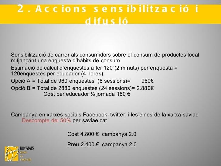 Plataforma de promoció dels canals curts de comercialització