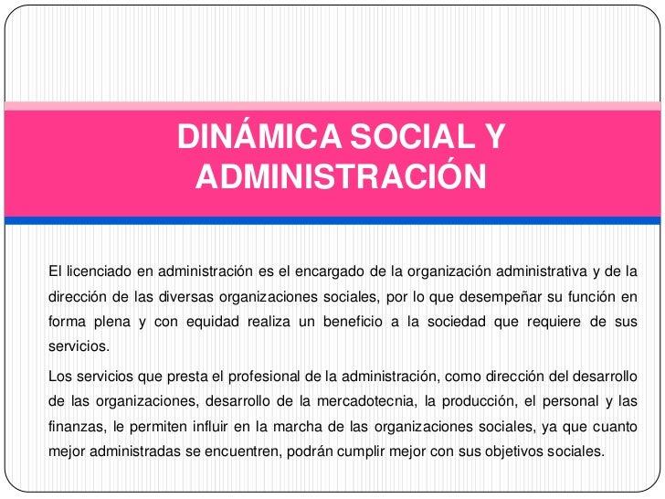 Dinamica social de las organizaciones pdf