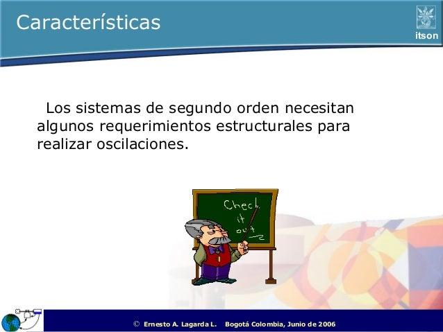 Características                                                                                    itson   Los sistemas de...