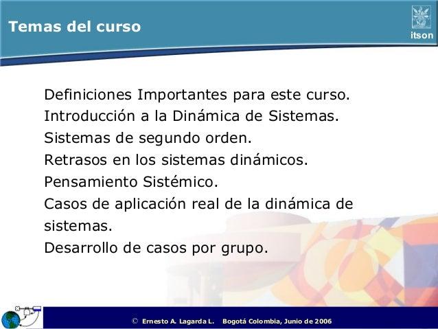 Dinamica de-sistemas Slide 2
