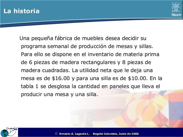 La historia                                                                                            itson    Una pequeñ...