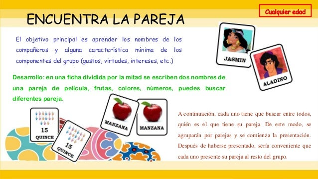 Dinamica presentacion encontrar la pareja [PUNIQRANDLINE-(au-dating-names.txt) 41