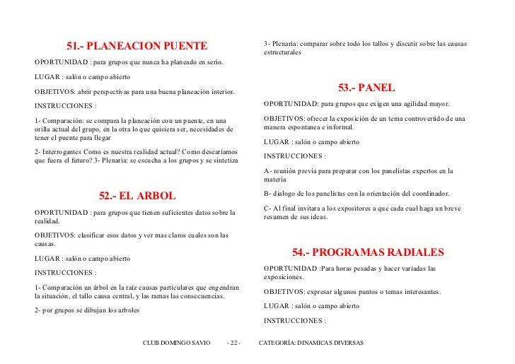 51.- PLANEACION PUENTE                                             3- Plenaria: comparar sobre todo los tallos y discutir ...
