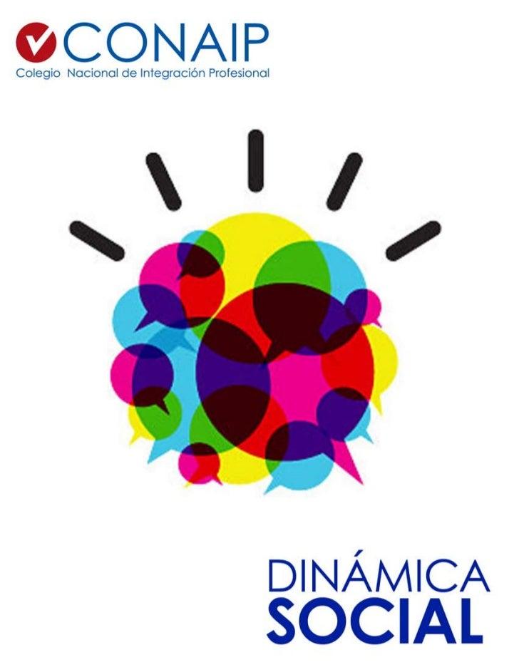 DINAMISMO SOCIAL PDF