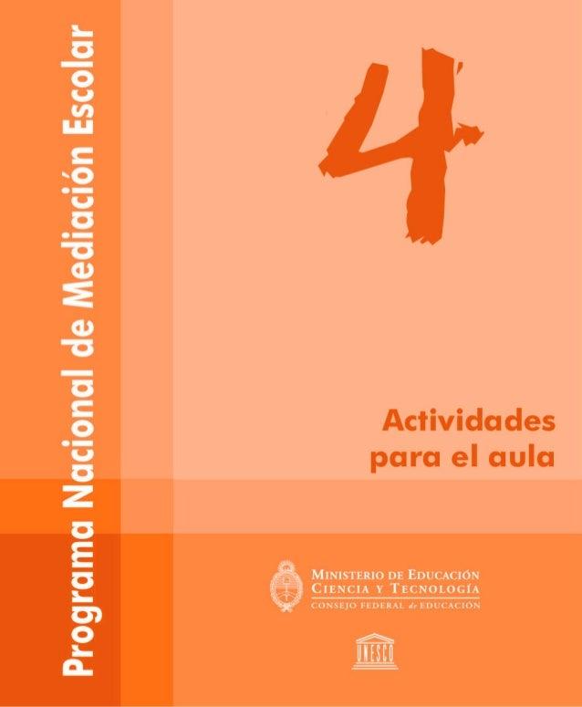 ACTIVIDADES PARA EL AULA 1