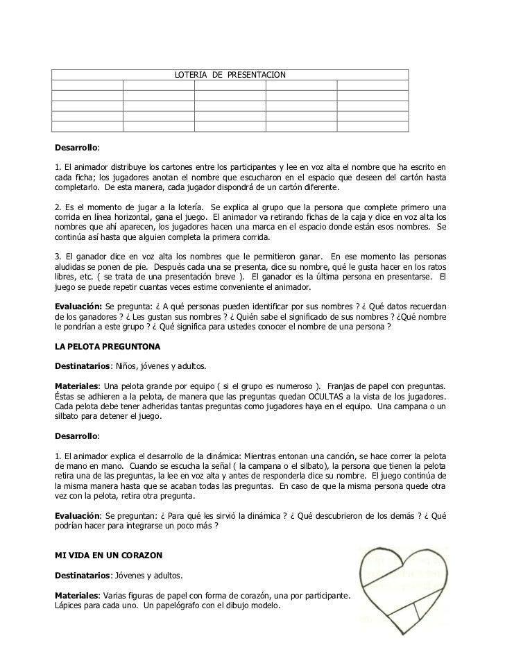 Pastoral Juvenil Vocacional Y Misionera                                                PARROQUIA SAN ANTONIO DE PADUA.GRAL...