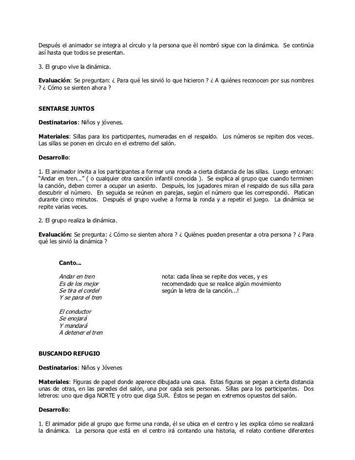 Pastoral Juvenil Vocacional Y Misionera                                                  PARROQUIA SAN ANTONIO DE PADUA.GR...