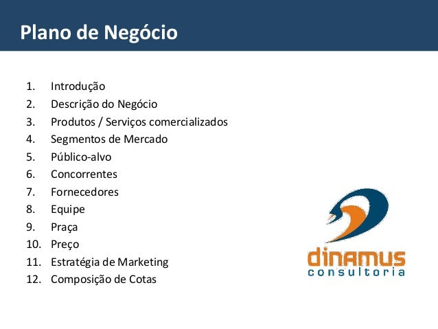 plano de negócios exemplo