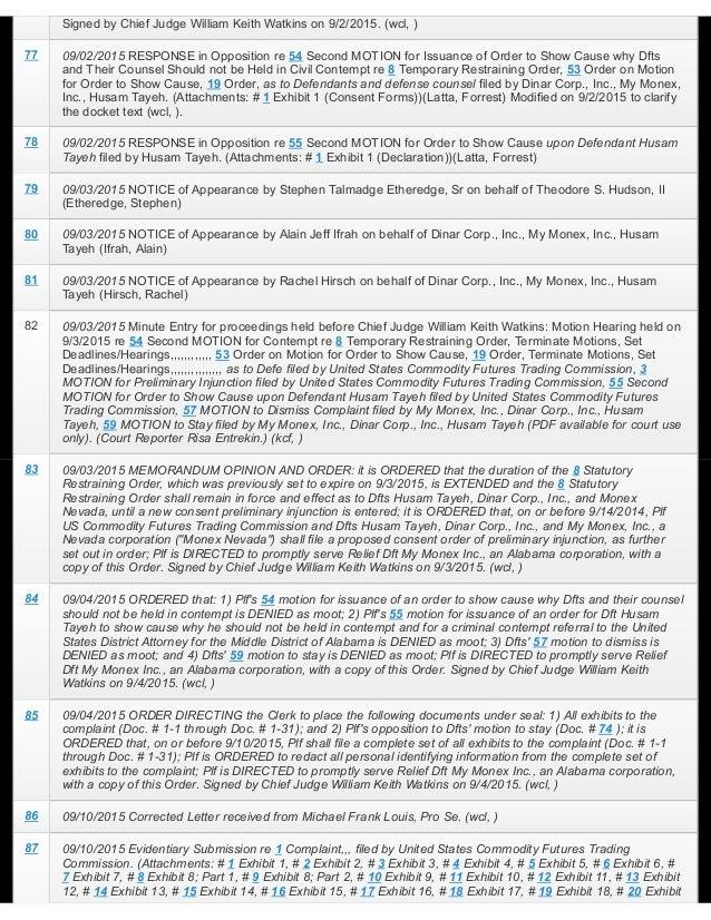 10/15/2015MOTIONforExtensionofDeadlinere92Order,SetDeadlines,,,,,,,,,,,,,,ofLimitedDiscoveryby UnitedStates...