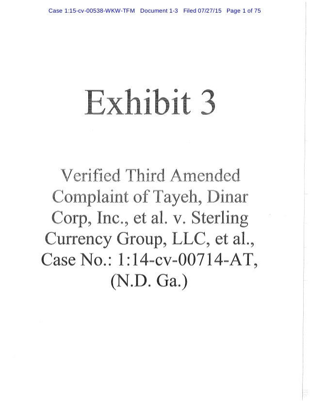 2 is a citizen of the States of Nevada and Illinois within the meaning and intent of 28 U.S.C. § 1332. 2. Plaintiff HUSAM ...