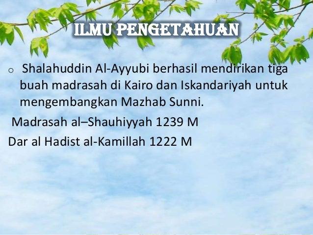 RuntuhnyaRuntuhnya Dinasti Ayyubiyah dimulaipada masa pemerintahan Sultan As-Salih. Setelah As-Salih meniggal padatahun 12...