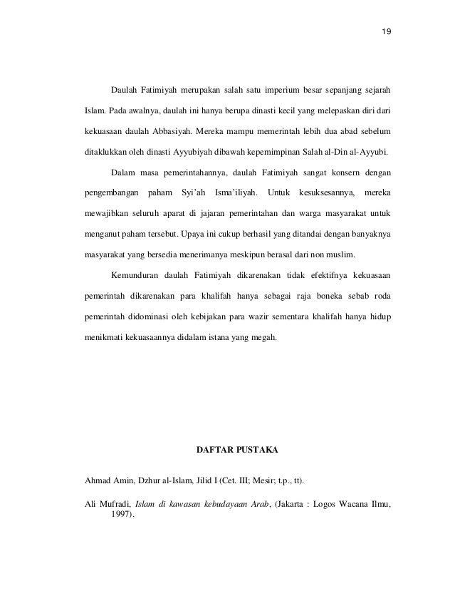 DAULAH FATIMIYAH PDF DOWNLOAD