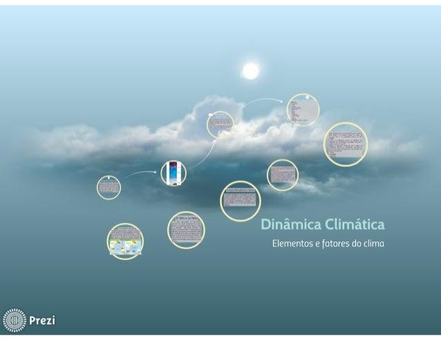 Dinâmica climática 6