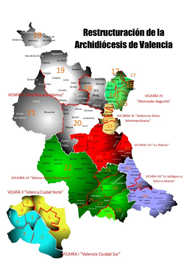 Castelfabib          Vallanca                             19           Puebla de                                          ...
