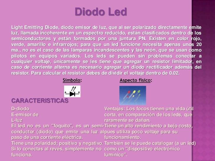Diodo ZenerSi aplicamos voltajes bajos a un zener, se comportará como cualquier diodorectificador, toda vez que el voltaje...