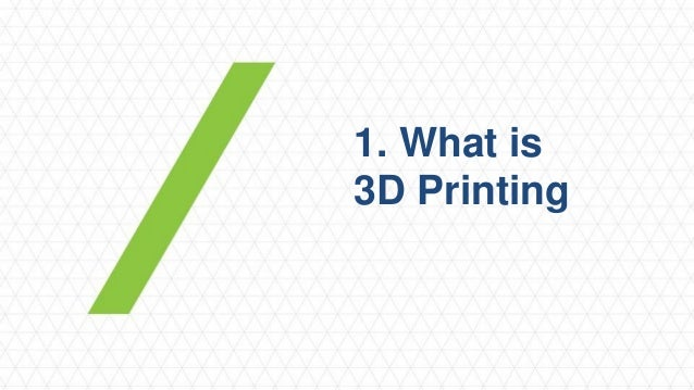 how will 3d printing affect the Objects of almost any shape or geometry can be produced by 3d printing the technology could seriously disrupt not just manufacturing but related national plans for.