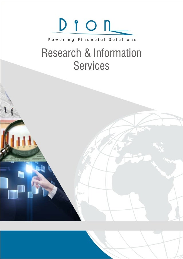 Research & Information Services