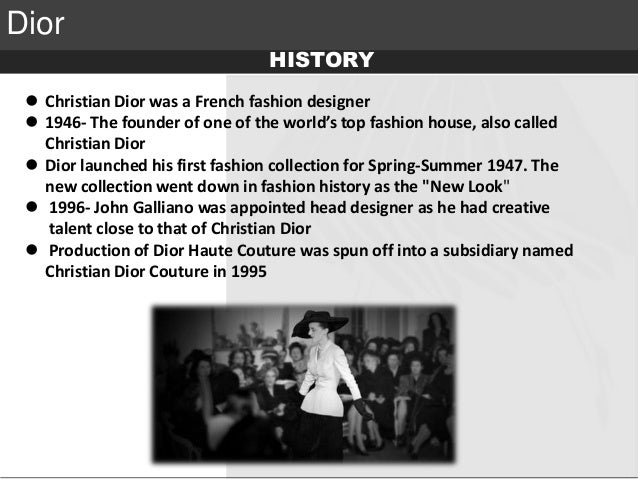 dior strategy analysis Strategy needs to have a set of the corresponding system of marketing and promotion and cooperation,  dior product mix analysis research dior .
