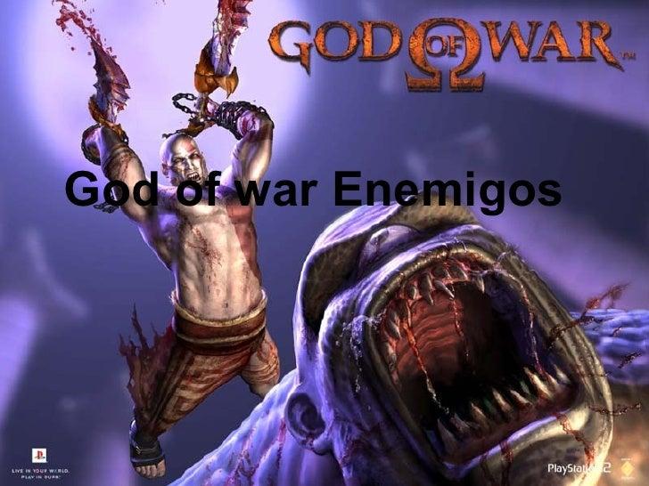 Dios De La Guerra Campeon Del Olimpo