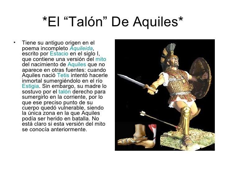 Talon De Aquiles