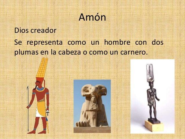 Dioses egipcios Slide 3