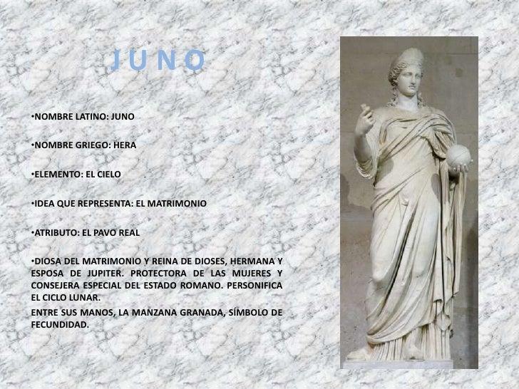 Analisis Del Matrimonio Romano Y El Actual : Dioses romanos