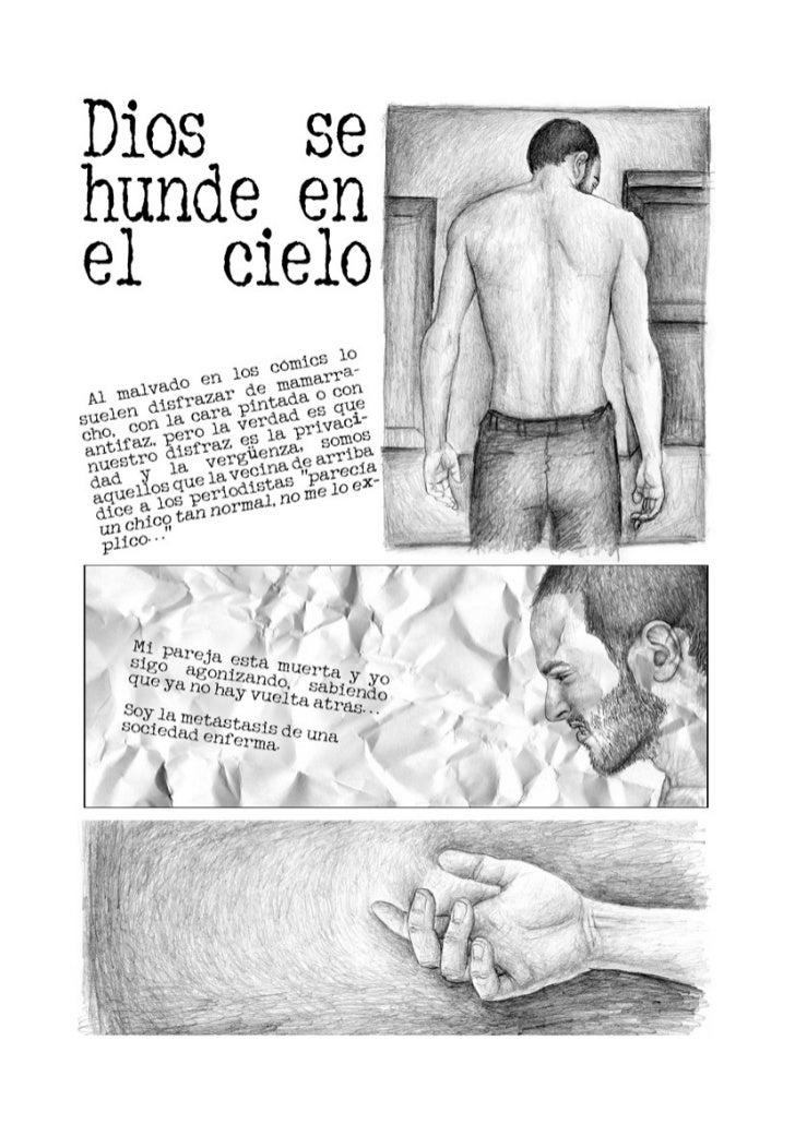 Dios se hunde en el cielo - Javier Crux
