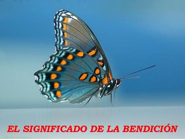 A mi Manera      Frank PourcelEL SIGNIFICADO DE LA BENDICIÓN