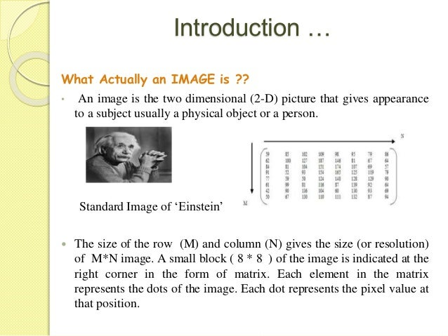 master thesis on digital image processing Image and video processing  the master thesis can be used  this thesis focus on developing and evaluating a real-time processing component for image and.