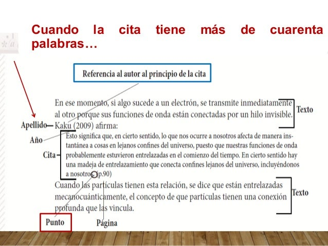 Guia Para Citar Apa 6ta Edicion Paticoote984