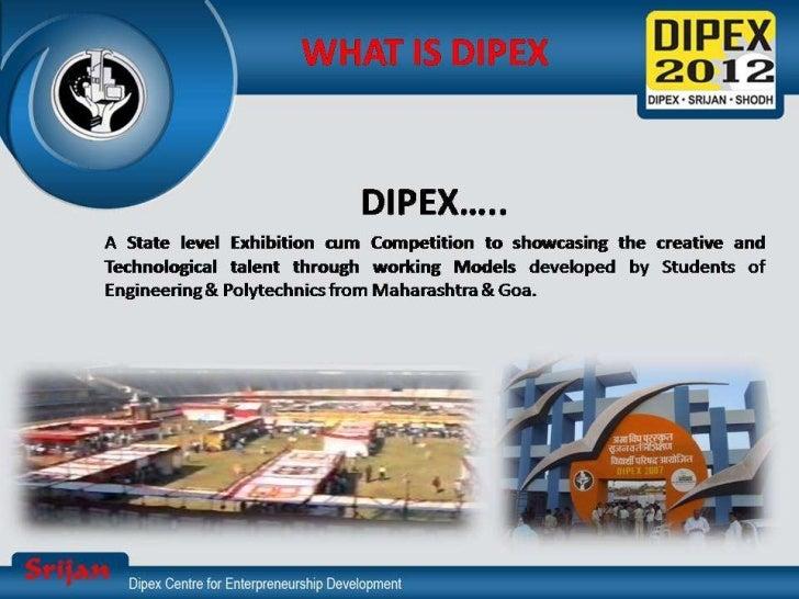 Dipex 2012 presentation show