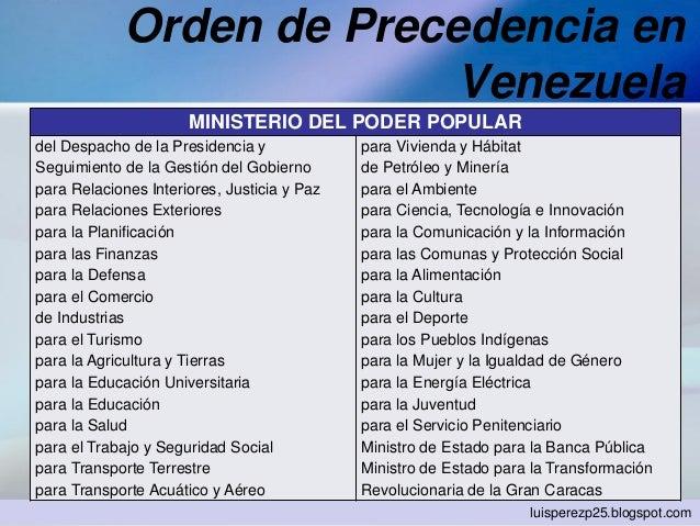 Diplomacia y protocolo for Ministerio de relaciones interiores y justicia