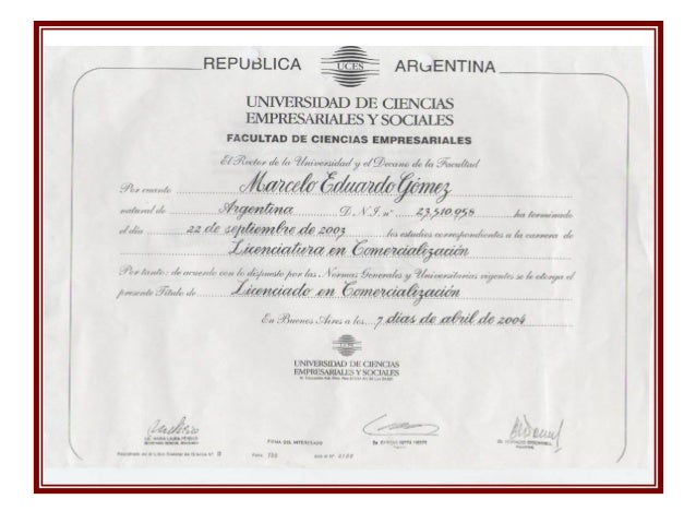 ___ REPUBLICA ;  1:. ' ARuENTlNA  UNIVERSIDAD DE CIENCIAS IiMPRESARIALES Y SOCIALES FACULTAD DE CIENCIAS EMPRESARIALES  r ...
