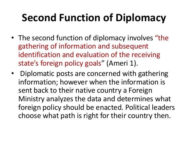 Diplomacy