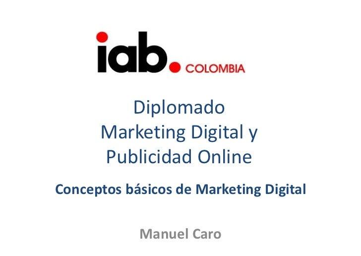 Diplomado                                           Marketing Digital y                                           Publicid...