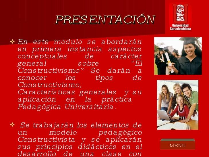 Diplomado Docencia Universitaria1 Modulo Alba Luz Slide 3