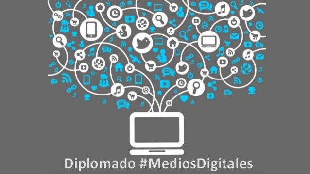 Diplomado #MediosDigitales