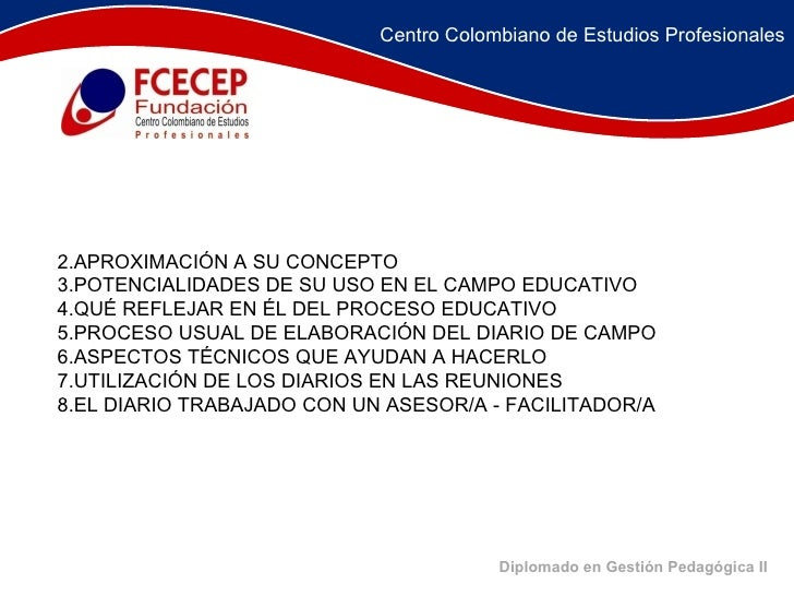 Diplomado en Gestión Pedagógica II <ul><li>    </li></ul><ul><li>APROXIMACIÓN A SU CONCEPTO </li></ul><ul><li>PO...