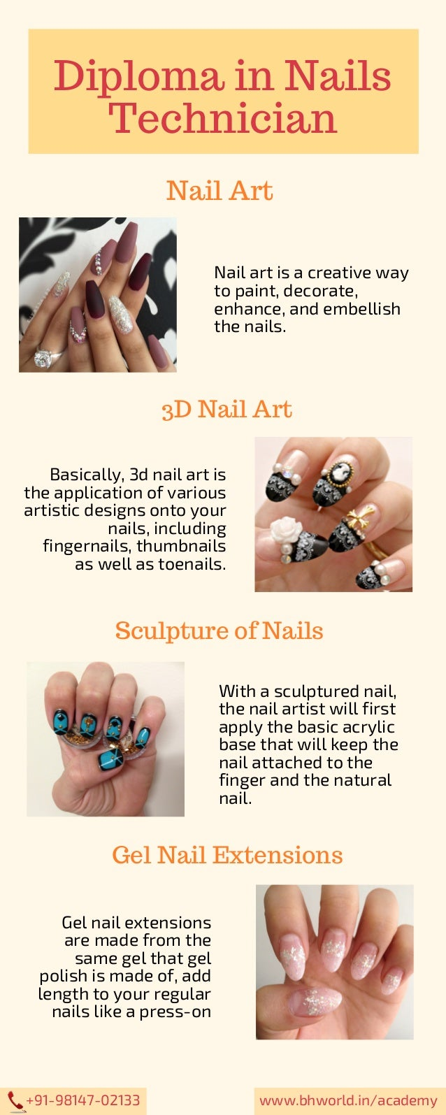 Join BH Academy For Professional Nails Courses In Patiala