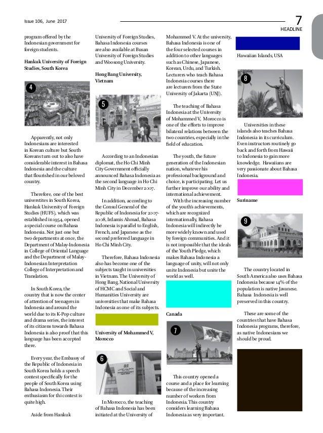Tabloid diplomasi edisi juni 2017 english 7 malvernweather Gallery