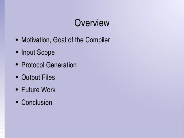 Compiler for Zero-Knowledge Proof-of-Knowledge Protocols Slide 2