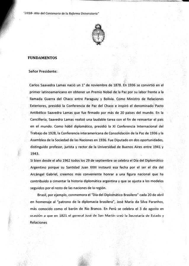 Diplomatico argentino Slide 2