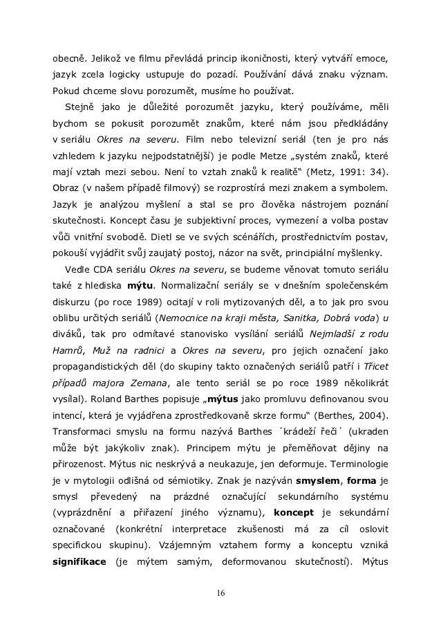 Okres na severu - analýza  Daniel Szabó 599c8e615d