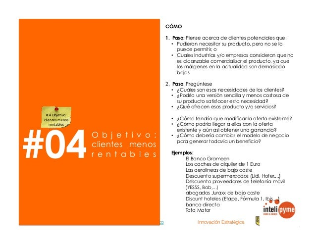 2013® Juanes Álvarez Hernández. juan.alvarez@inteligroup.com.co    Innovación Estratégica #06 O b j e t i v o : l a c a d ...