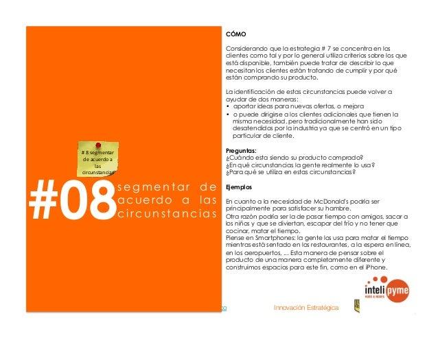 2013® Juanes Álvarez Hernández. juan.alvarez@inteligroup.com.co    Innovación Estratégica #10 o f e r t a d e p r o d u c ...